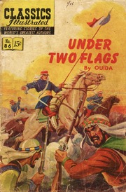 Classics Illustrated -086- Under Two Flags