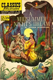 Classics Illustrated -087- A Midsummer Night's Dream