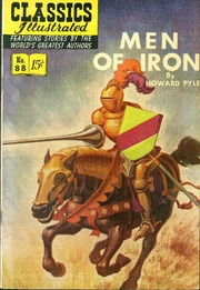 Classics Illustrated -088- Men Of Iron