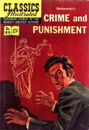 Classics Illustrated -089- Crime And Punishment