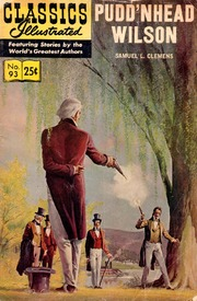 Classics Illustrated -093- Pudd'nhead Wilson