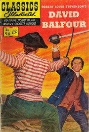 Classics Illustrated -094- David Balfour