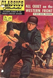 Classics Illustrated -095- All Quiet On The Western Front