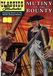 Classics Illustrated -100- Mutiny On The Bounty