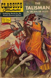 Classics Illustrated -111- The Talisman