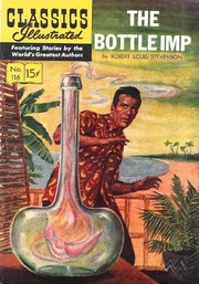 Classics Illustrated -116- The Bottle Imp