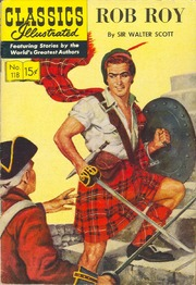 Classics Illustrated -118- Rob Roy