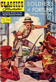 Classics Illustrated -119- Soldiers Of Fortune