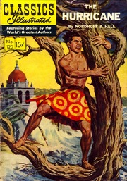 Classics Illustrated -120- The Hurricane