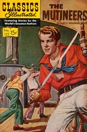 Classics Illustrated -122- The Mutineers