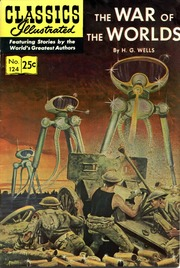Classics Illustrated -124- War Of The Worlds