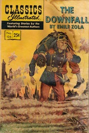 Classics Illustrated -126- The Downfall
