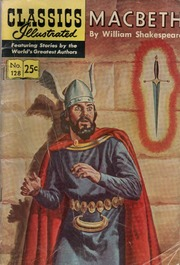 Classics Illustrated -128- Macbeth