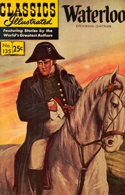 Classics Illustrated -135- Waterloo