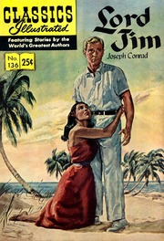 Classics Illustrated -136- Lord Jim