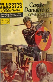 Classics Illustrated -141- Castle Dangerous