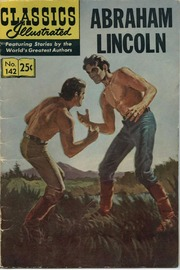 Classics Illustrated -142- Abraham Lincoln