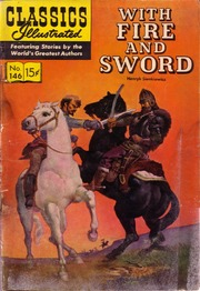 Classics Illustrated -146- With Fire And Sword
