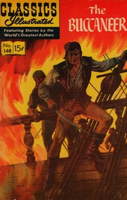 Classics Illustrated -148- The Buccaneers