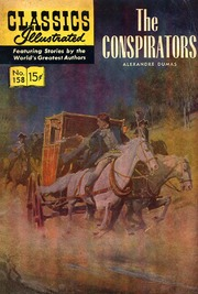 Classics Illustrated -158- The Conspirators