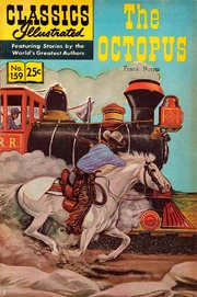 Classics Illustrated -159- The Octopus