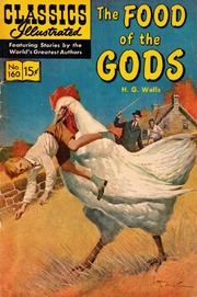 Classics Illustrated -160- The Food Of The Gods