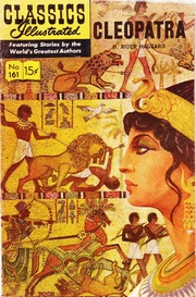 Classics Illustrated -161- Cleopatra