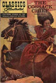 Classics Illustrated -164- The Cossack Chief