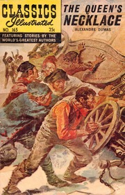 Classics Illustrated -165- The Queen's Necklace