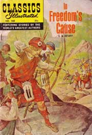 Classics Illustrated -168- In Freedom's Cause