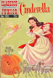 Classics Illustrated Junior -503- Cinderella