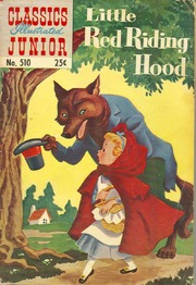Classics Illustrated Junior -510- Little Red Riding Hood