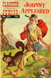 Classics Illustrated Junior -515- Johnny Appleseed