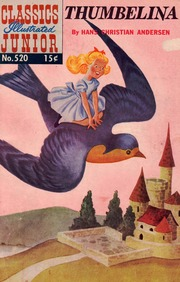 Classics Illustrated Junior -520- Thumbelina