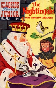 Classics Illustrated Junior -522- The Nightingale