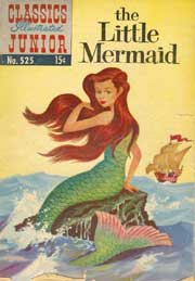 Classics Illustrated Junior -525- The Little Mermaid