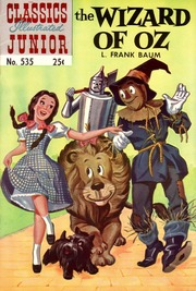 Classics Illustrated Junior -535- The Wizard Of Oz
