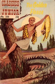 Classics Illustrated Junior -544- The Golden Fleece
