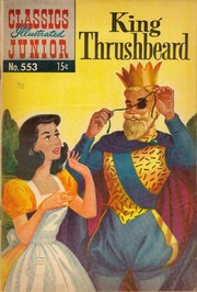 Classics Illustrated Junior -553- King Thrushbeard