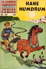 Classics Illustrated Junior -561- Hans Humdrum