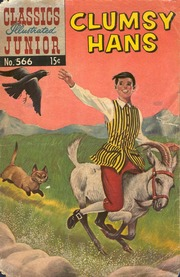 Classics Illustrated Junior -566- Clumsy Hans