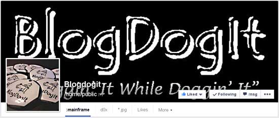 BlogDogIt on Facebook