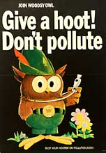Give A Hoot! Don't Pollute