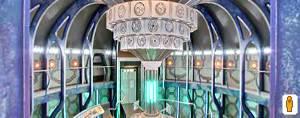 TARDIS inside