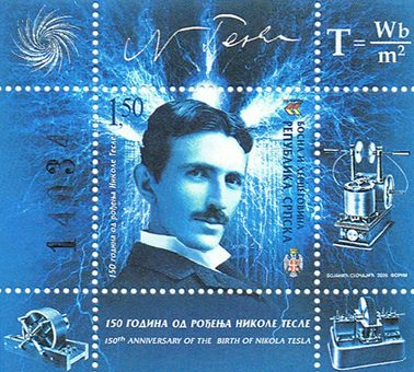 Nikola Tesla Birthday