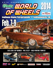 World Of Wheels - 2014