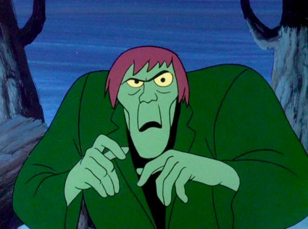 Creeper (from the old Scooby Show