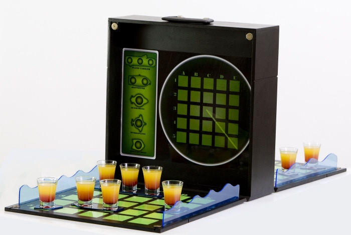 Enigma - Battleship Drinking Game