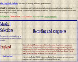 free early music MP3s