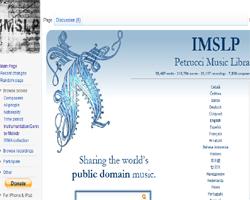IMSLP org